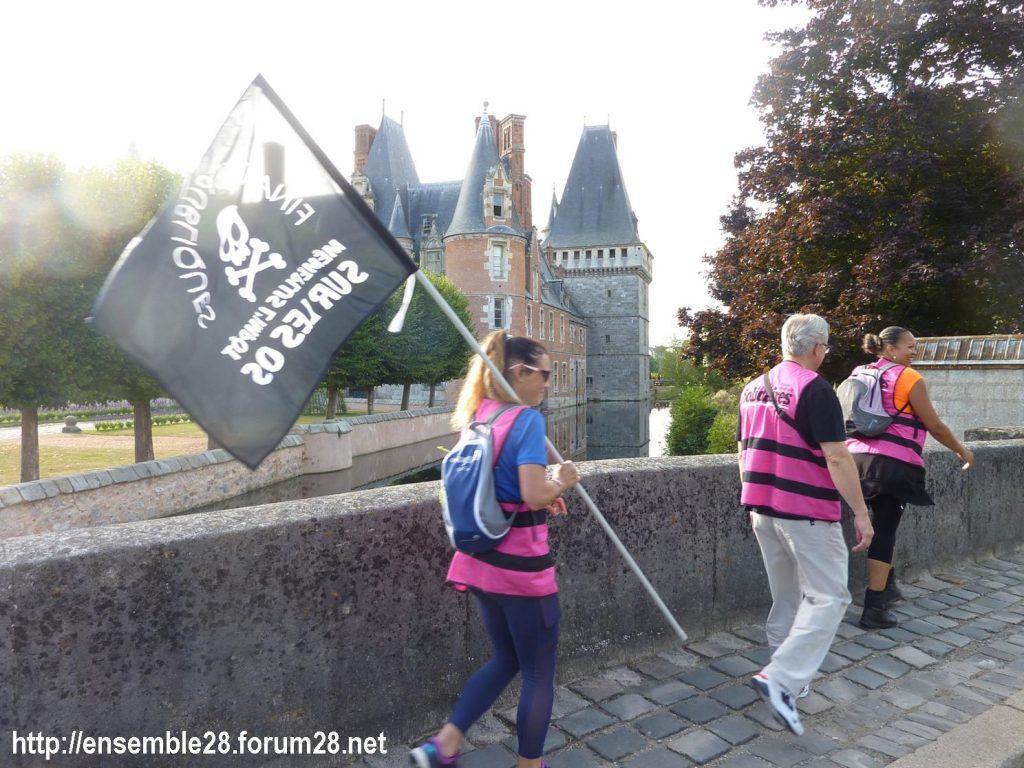 Maintenon Chartres 12-09-2019 Mille Bornes Finances-publiques