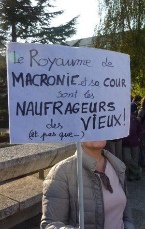 Manifestation pour les Retraites / devant la CARSAT / Chartres / 24 septembre / 14 h. 30 @ Chartres - CARSAT