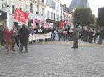 Dreux 11-10-2018 Rassemblement soutien Kurdes Rojava 00