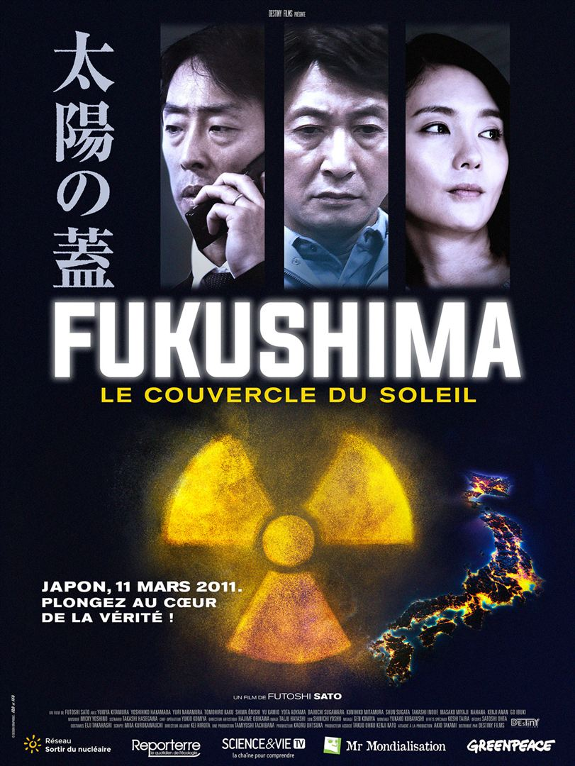 Fukushima, le couvercle du Soleil [Affiche]
