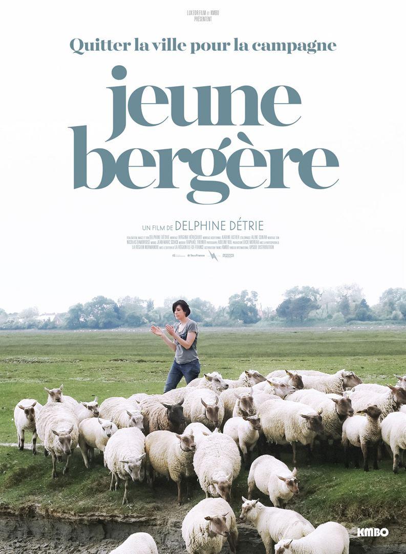 Jeune bergère [Affiche]