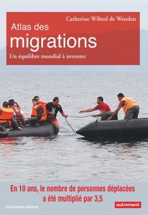 Atlas des migrations [Couverture]
