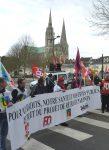 Chartres 19-03-2019 Manifestation Public-Privé XX
