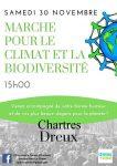 Marche Climat 30-11-2019 [Affiche Chartres Dreux]