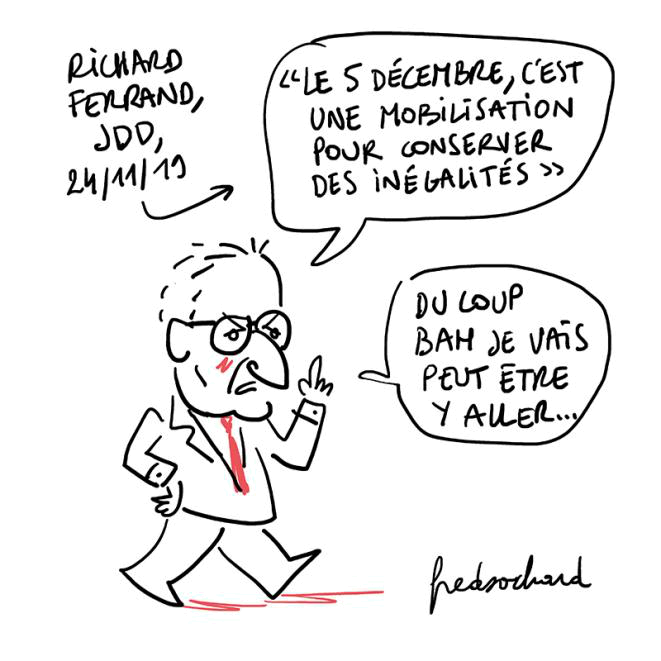 Parole de Richard [Fred Sochard]