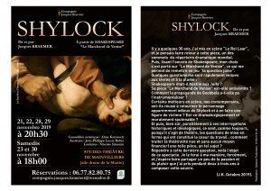 Shylock [Flyer]