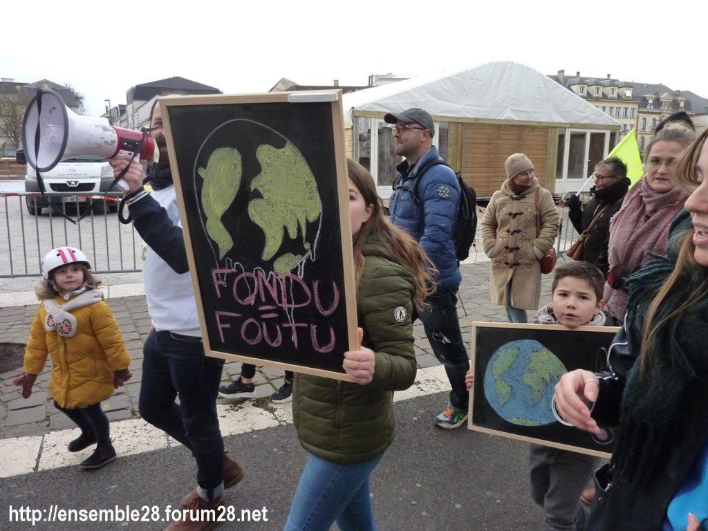 Chartres 30-11-2019 Marche Climat Biodiversité 03