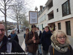 Chartres 30-11-2019 Marche Climat Biodiversité 04