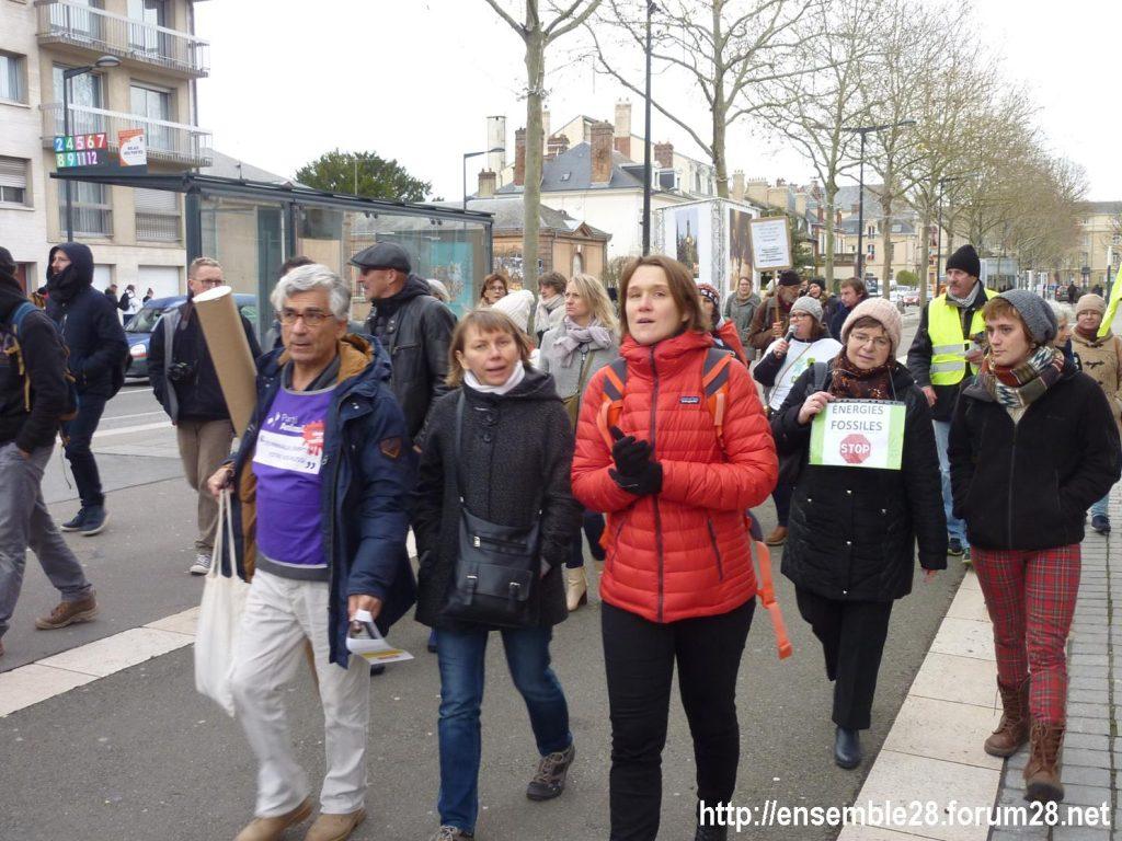 Chartres 30-11-2019 Marche Climat Biodiversité 05