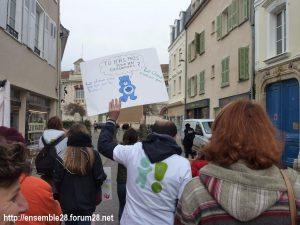 Chartres 30-11-2019 Marche Climat Biodiversité 06