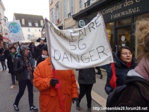 Chartres 30-11-2019 Marche Climat Biodiversité 10