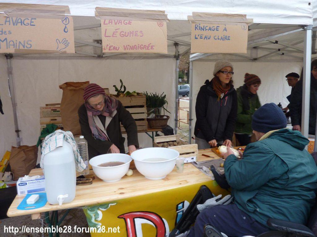 Chartres 30-11-2019 Marche Climat Biodiversité 12