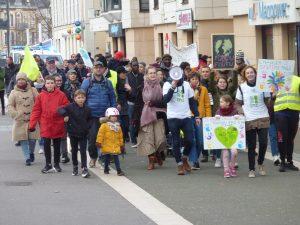 Chartres 30-11-2019 Marche Climat Biodiversité X