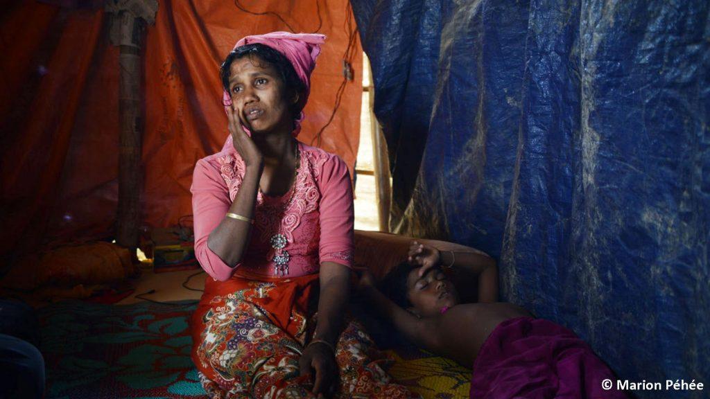 Rohingyas Exposition Marion Péhée [©Marion Péhée]