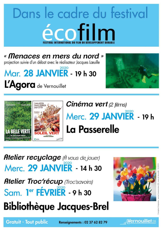 Écofilm 2020 Vernouillet [Affiche]