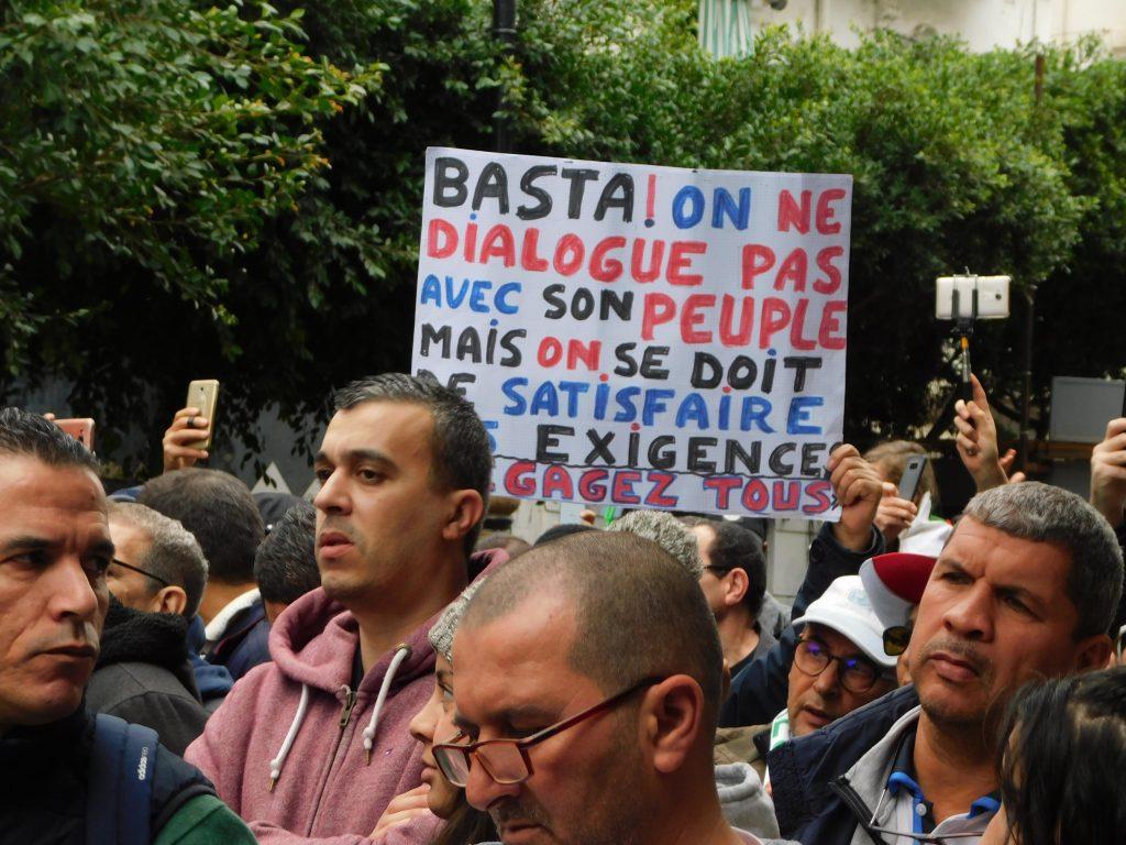 Alger 27-12-2019 [Photo n°1 Jean-François Le Dizès ]