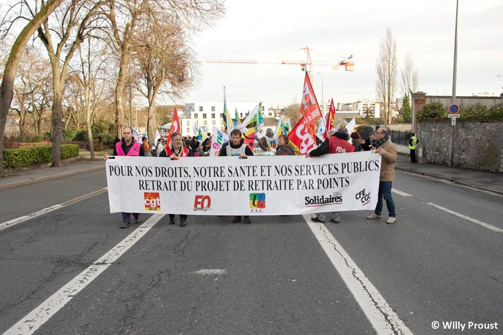 Chartres 11-01-2020 Manifestation Retraites [Willy 04]
