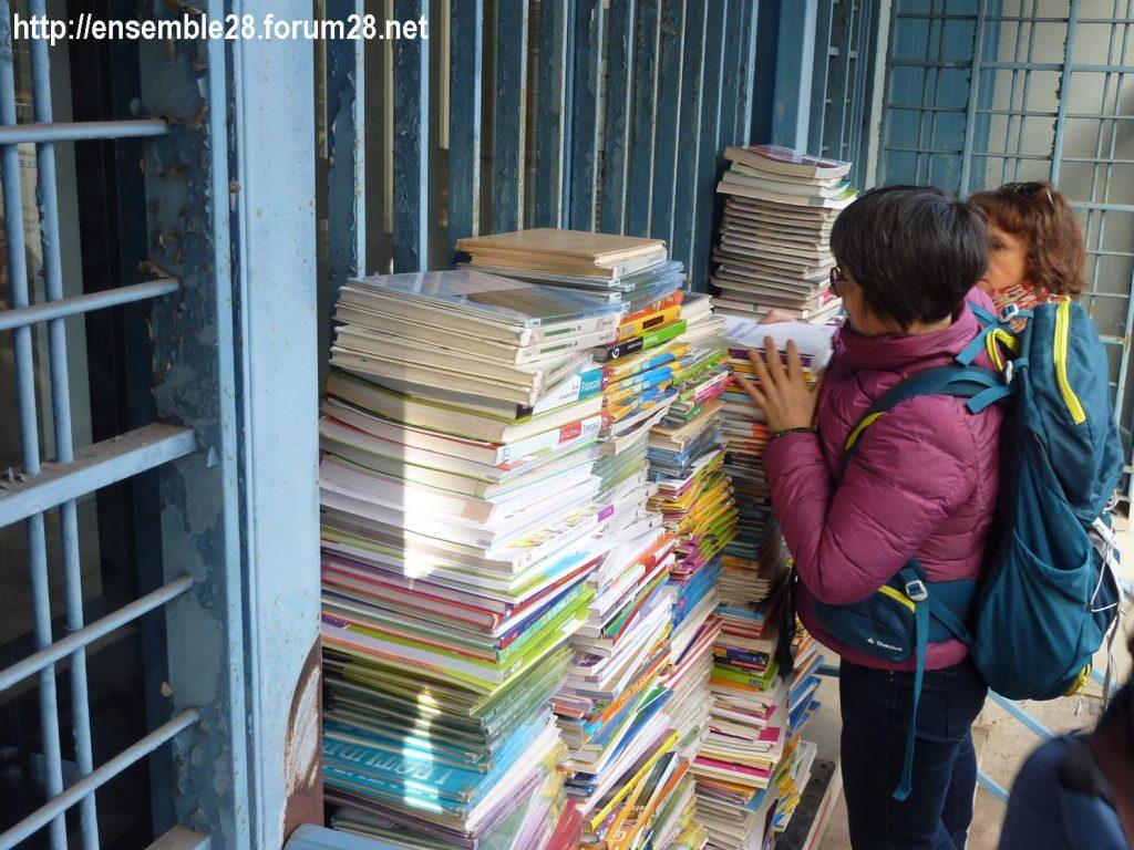 Chartres 29-01-2020 Rassemblement Éducation Des manuels pour Jean-Michel 03