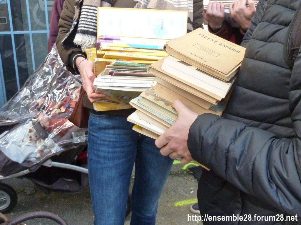 Chartres 29-01-2020 Rassemblement Éducation Des manuels pour Jean-Michel 05