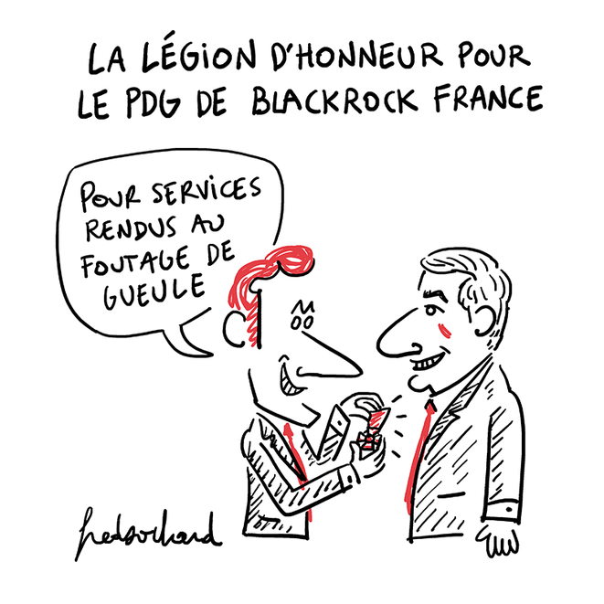Légion BlackRock [Fred Sochard]