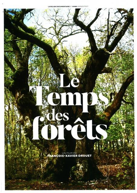Le Temps des forêts [Affiche 1]