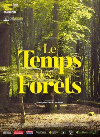 Le Temps des forêts [Affiche 2]