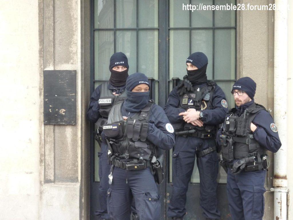 Chartres 20-02-2020 Rassemblement-Manifestation Retraites 03