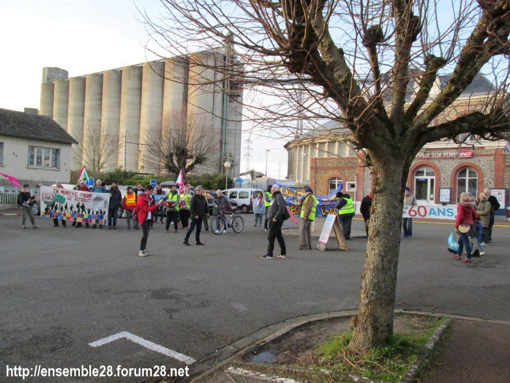 Courville 21-02-2020 Marche Retraites Laval-Paris 2