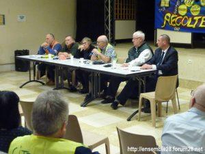 Dreux 01-02-2020 Manifestation Gilets Jaunes et Débat Retraites 00