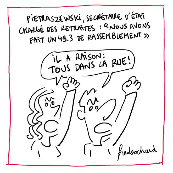 L'art de rassembler [Fred Sochard]