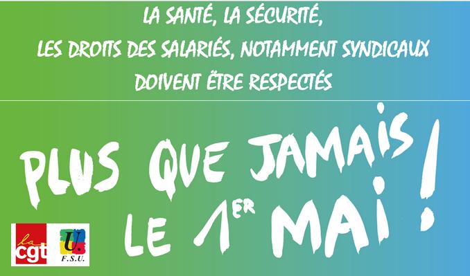 CGT FSU visuel-1er-mai-droits