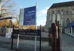 Chartres Lycée Fulbert Entrée