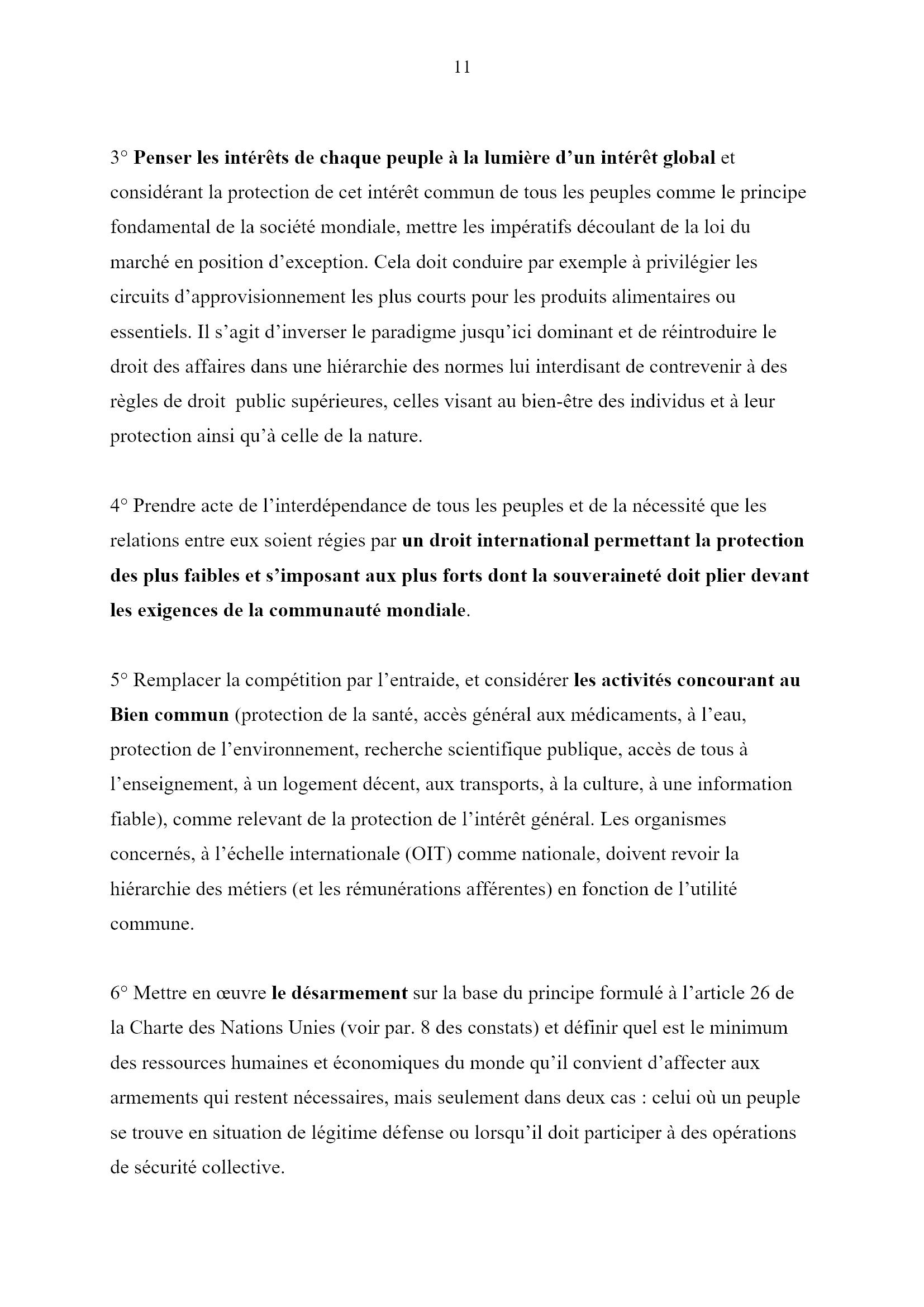 Des jours heureux... Monique Chemillier-Gendreau 11x16