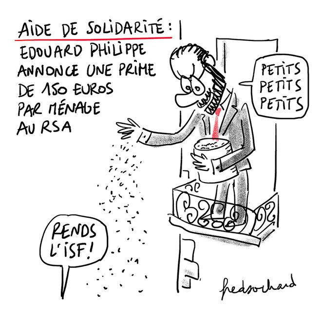 Solidarité en miettes [Fred Sochard]