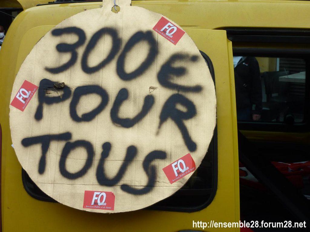 Chartres 30-06-2020 Manifestation Soignants Santé 09