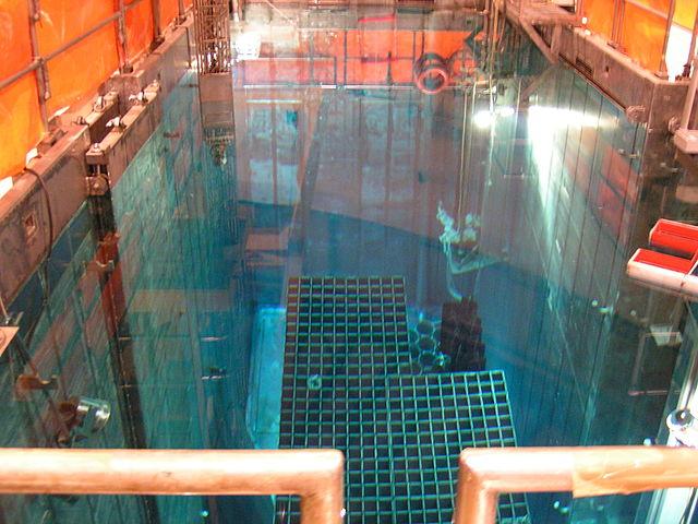 Piscine nucléaire, Cardoso 2 [Simone Ramella, WikimediaCommons]
