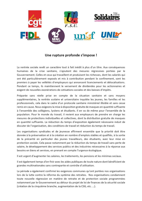Communique-national-intersyndical-unitaire-pour-le-17-septembre-2020 1x2