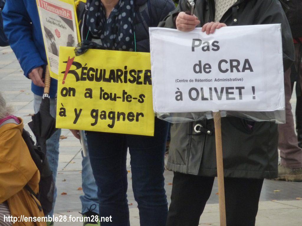 2020-10-13 Marche des Sans-Papiers Chartres 09