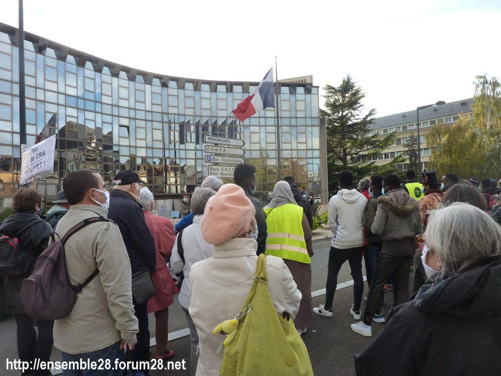 2020-10-13 Marche des Sans-Papiers Chartres 11