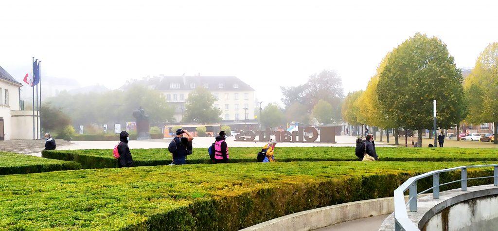 Marche des Sans-Papiers Chartres 2020-10-14 [Photo Christophe Pénicaud] 4