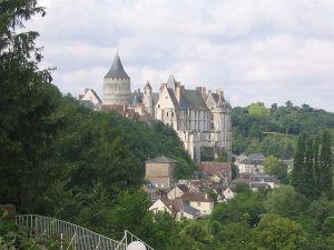 Châteaudun_Château [Photo WikimediaCommons, Olivier2000