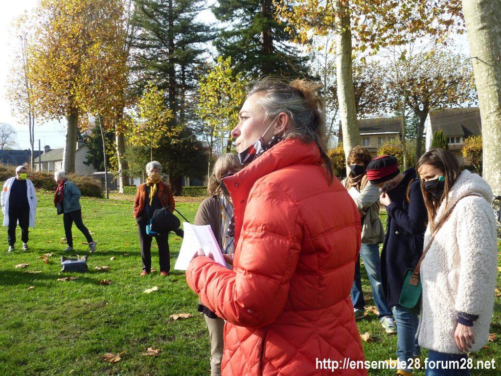 Nogent-le-Rotrou 13-11-2020 Cercle Intermittents et autres 04