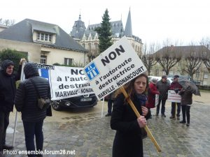 Chartres Commission Duron A154 Rassemblement 16-01-2018 02