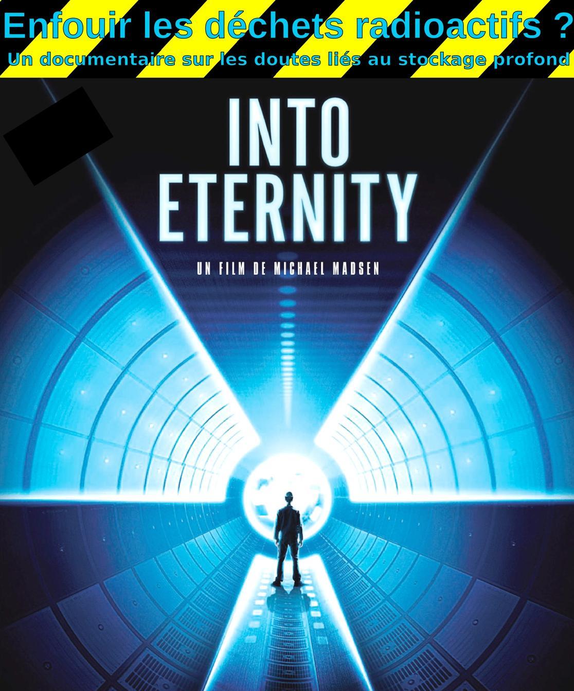Aff française Into Eternity localisée
