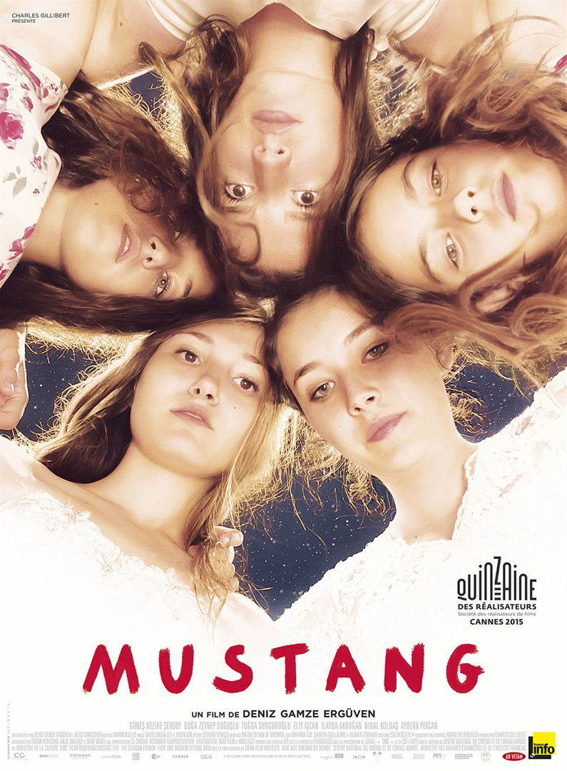 Mustang Affiche