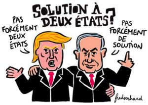 Sochard Équation à somme nulle [Israël Palestine]