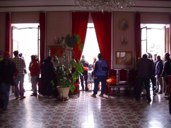 09-04-2018 Occupation Mairie Forcalquier