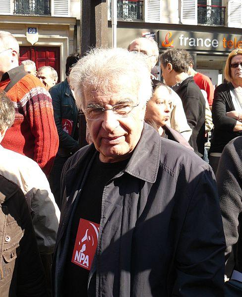 Alain Krivine, 19-03-2009, Paris