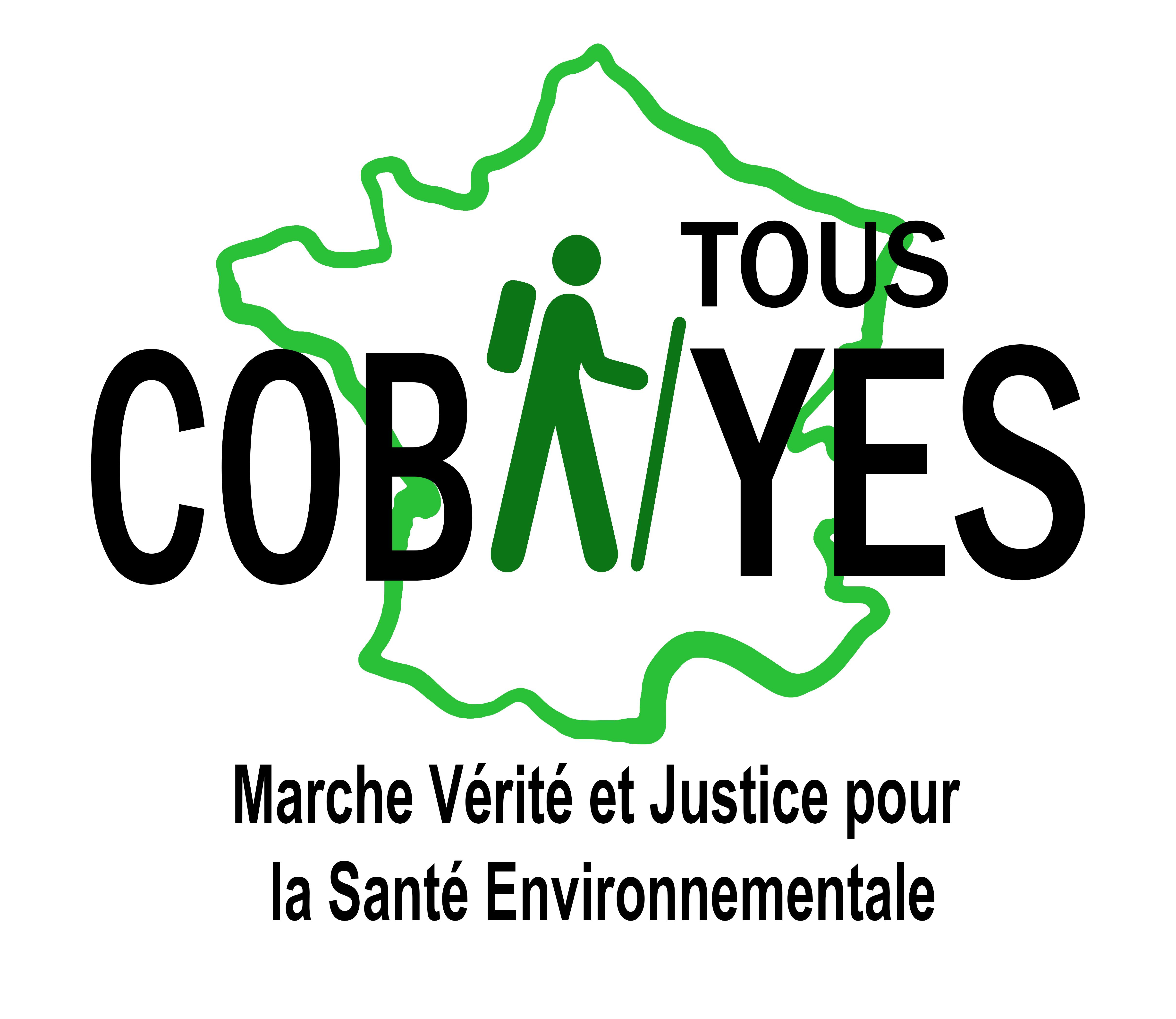 Logo Marche des cobayes