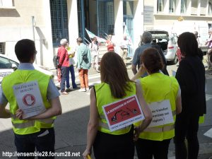Photo 2 Rassemblement CIO 28-06-2018